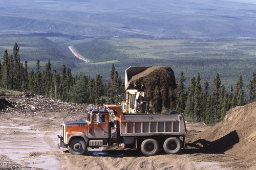 Dempster Highway construction took 20 years; maintenance and improvements are never-ending.