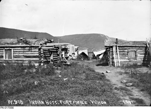 Today, nothing remains of the once thriving First Nations community on Mission Island.