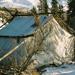 Winter camp in Tombstone Territorial Park.