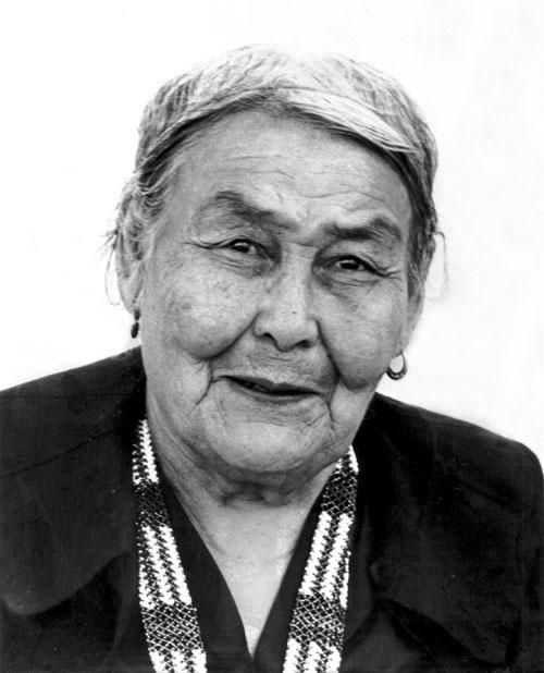 Mary McLeod.